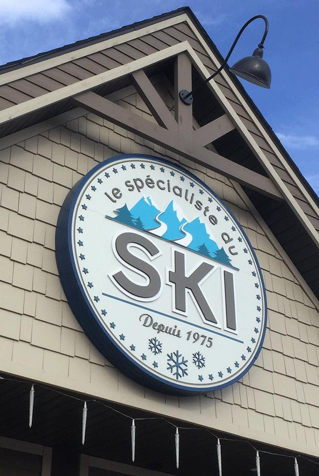 Le Spécialiste du Ski